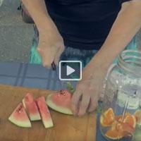 Making Fruit and Beet Kvass Demonstration by Celeste Longacre