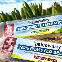 A Celeste Pick: Paleovalley 100% Grass Fed Beef Stick!