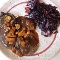 Celeste's Fried Liverwurst Recipe